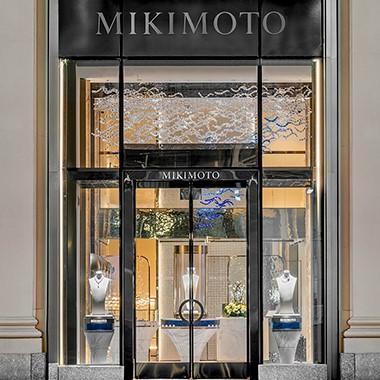 Grand Renewal Opening Mikimoto New York Flagship Boutique